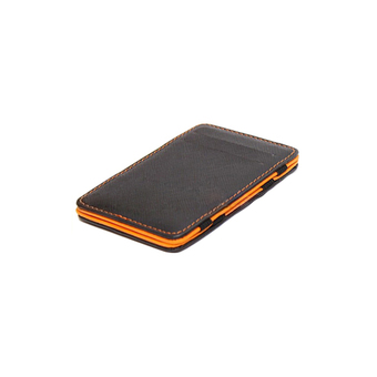 BlueLans Credit Card Clip Wallet (Orange)