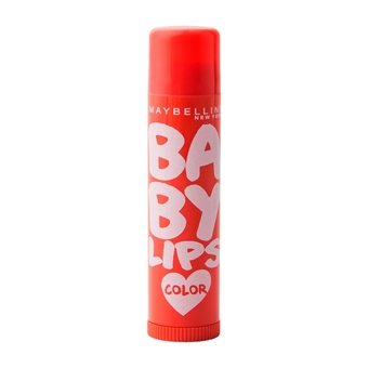 MAYBELLINE NEW YORK BABY LIPS LOVES COLOR BRIGHT COLLECTIONSPF20 TANGERINE POP 4 g