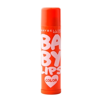 MAYBELLINE NEW YORK BABY LIPS LOVES COLOR LIPCARE SPF16 CORAL FLUSH 4.5 g ร้านค้าดี ราคาถูกสุด - RanCaDee.com