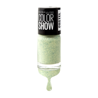 MAYBELLINE NEW YORK COLOR SHOW PASTEL ROCKS! 06 JADE SAND 6 ml