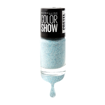 MAYBELLINE NEW YORK COLOR SHOW PASTEL ROCKS! 05 BLUE SAND 6 ml