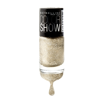 MAYBELLINE NEW YORK COLOR SHOW GLITTER MANIA COLLECTION 601 ALL THAT GLITTERS 6 ml
