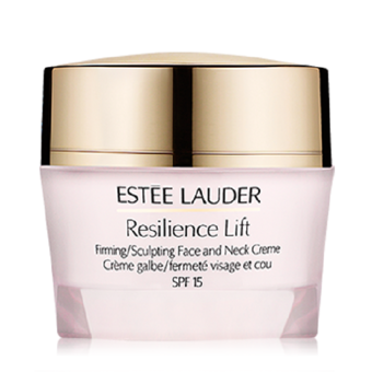 Estee lauder Resilience Lift Firming/Sculpting Face and Neck Creme SPF15 15ml. (ขนาดทดลอง)