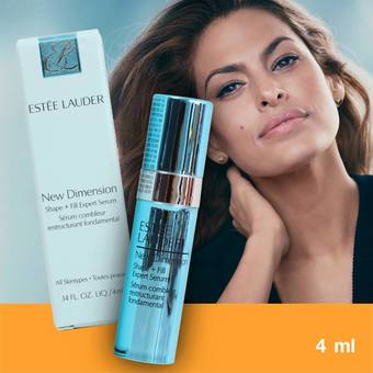 ESTEE LAUDER New Dimension Shape + Fill Expert Serum 4ml.