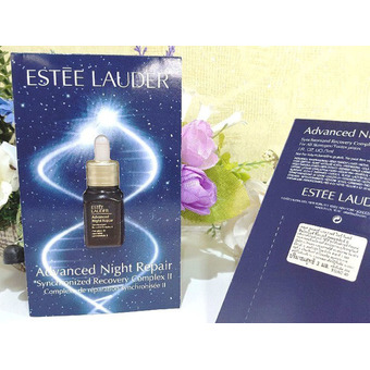 Estee Lauder Advanced Night Repair Synchronized Recovery Complex II ขนาดทดลอง 3 ml