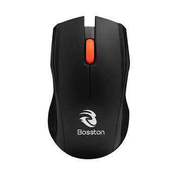 BOSSTON MOUSE GAMING D603 BLACK