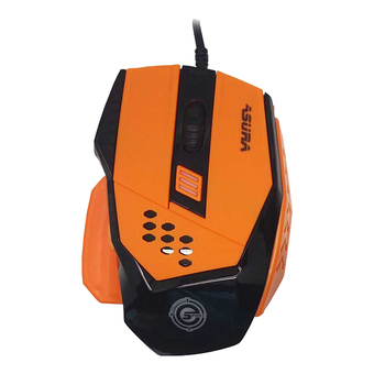 NEOLUTION E-SPORT GAMING GEAR MOUSE A SERIES ASURA ORANGE
