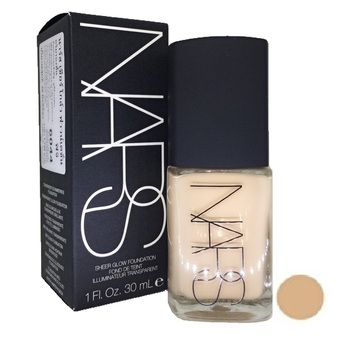 NARS Sheer Glow Foundation 30ml. (สี FIJI)