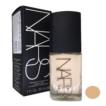 NARS Sheer Glow Foundation 30ml. (สี DEAUVILLE)