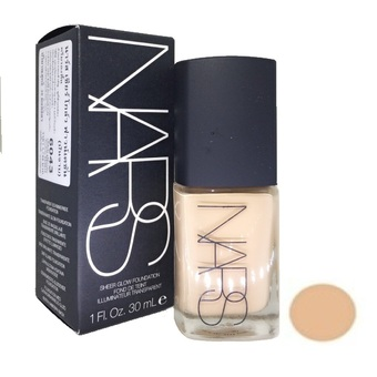 NARS Sheer Glow Foundation 30ml. (สี PUNJAB)