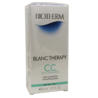 Biotherm CC Cream Blanc TherapyสีAnti Redness 30 ml.
