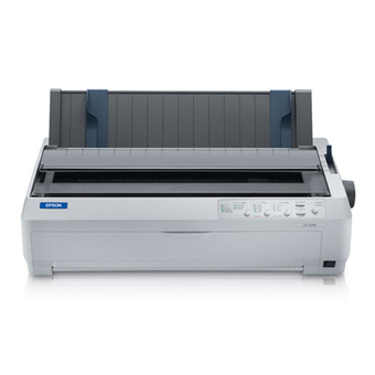 EPSON PRINTER INKJET LQ 2090