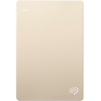 SEAGATE HDD Hard Disk External 2.0 TB (5400RPM) NEW BACKUP PLUS GOLD (STDR2000307)