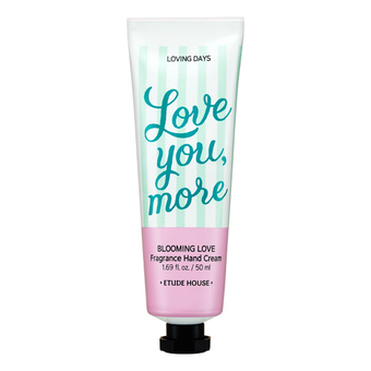 Etude House Loving Days Blooming Love Fragrance Hand Cream 50ml # Love You More