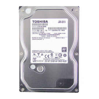 TOSHIBA HDD Internal 3.0 TB 7200RPM DT01ACA300