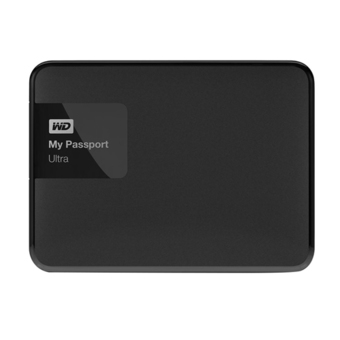 WD Hard Disk External 500 GB 5400RPM รุ่น WDBWWM5000ABK (BLACK)