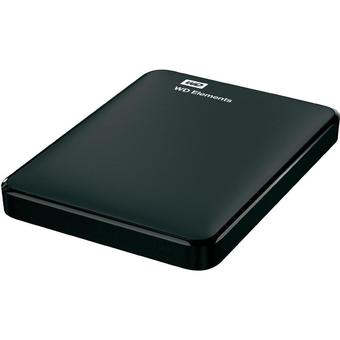 WESTERN HDD External 500 GB 5400RPM WDBUZG5000ABK (BLACK)