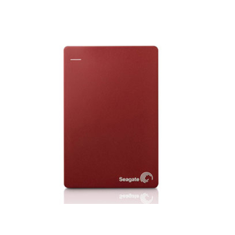"SEAGATE HDD External 2.0 TB 5400RPM 2.5"" STDR2000303 (RED)"""