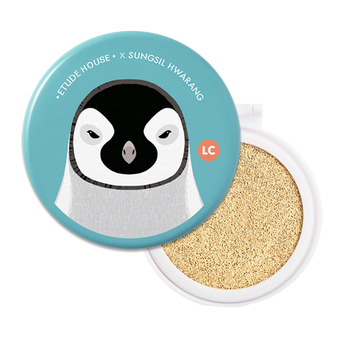 Etude House บีบีคุชชั่น Save Cushion Moist Any Cushion SPF50+/PA+++ 15g Limited Edition # N02 Light Beige