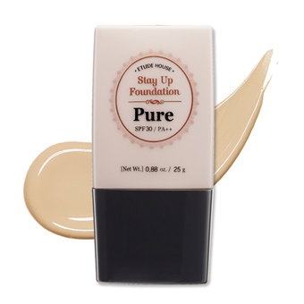 Etude House ครีมรองพื้น Stay Up Foundation SPF30/PA++ 25g. # Rosy