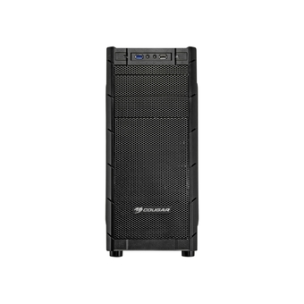 COUGAR ATX CASE 5MM5 (BLACK)