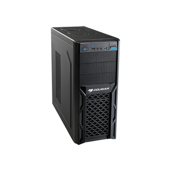 COUGAR ATX CASE SOLUTION 2 (BLACK)