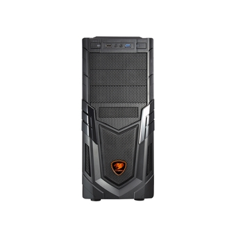COUGAR ATX CASE 26Aug-25Sep (BLACK)