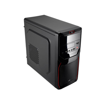 AEROCOOL ATX CASE QS-183 (RED)