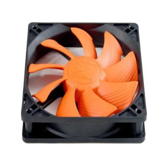 COUGAR FAN CASE 120 MM TURBINE (ORANGE)