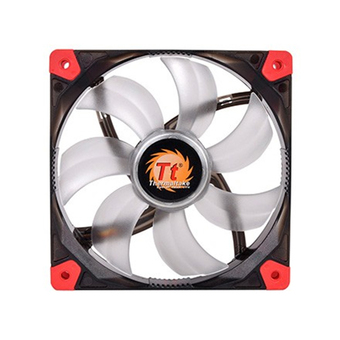 THERMALTAKE FAN CASE LUNA 12 LED RED (CL-F017-PL12RE-A)