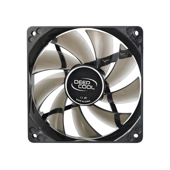 DEEPCOOL FAN CASE ICE BLADE PWM 120 MM (BLACK)