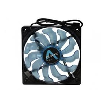 ALSEYE FAN CASE 120MM LED ASCF-12025KCL-B (BLUE)