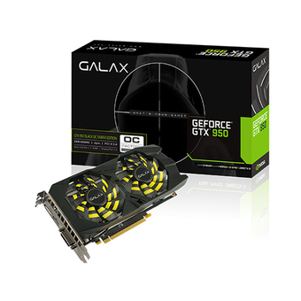 GALAX VGA - Video Graphics Array NVIDIA (PCI-E) GEFORCE GTX950 BLACK OC SNIPER EDITION 2GB DDR5 128 BIT
