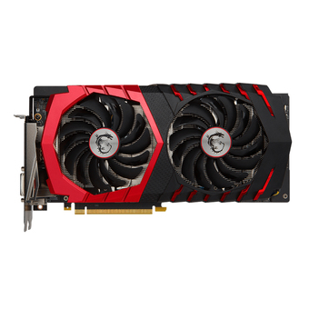 MSI VGA - Video Graphics Array GTX1060 GAMING-X-6G 192 BIT