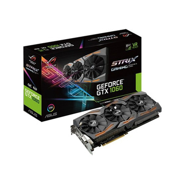 ASUS VGA - Video Graphics Array STRIX GTX1060 O6G DDR5 128BIT
