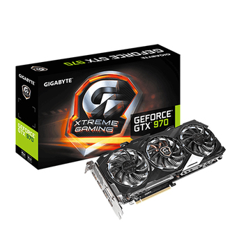 GIGABYTE VGA Video Graphics Array ATI (PCI-E) GTX970 XTREAM 4GB
