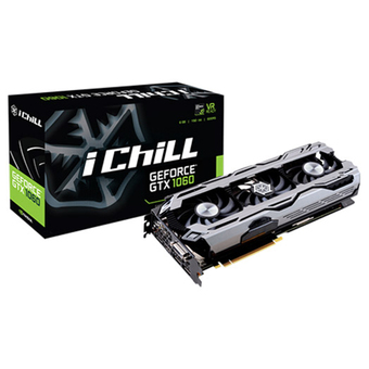INNO3D VGA - Video Graphics Array GTX1060 ICHILL HERCULEZ X3 6G DDR5 192 BIT