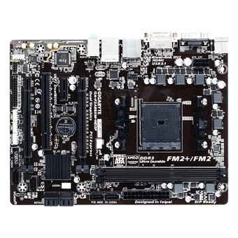 GIGABYTE M/B - MAIN/MOTHER BOARD SOCKET FM2+ F2A88XM-HD3P