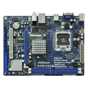 ASROCK Main Board SOCKET 775 G41M-VS3-R2.0