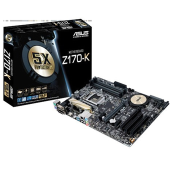 ASUS Main Board SOCKET 1151 Z170 K