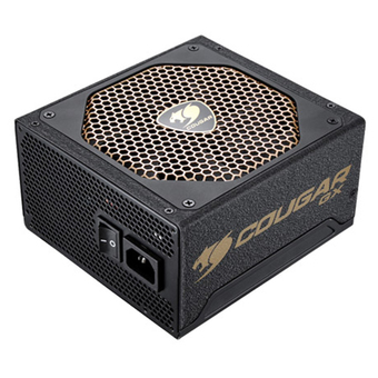 Cougar Power Supply 800W. Gx800 รุ่น 80+Gold ( Black )