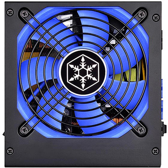 SILVERSTONE POWER SUPPLY 600W STRIDER PLUS (80+BRONZE) (SST-ST60F-PB)