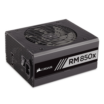 CORSAIR POWER SUPPLY 850 WATT RM850X (80 +Gold)