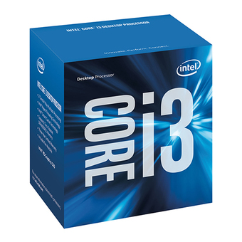 INTEL CPU CENTRAL PROCESSING UNIT INTEL 1151 CORE I3 6098P 3.60GHZ