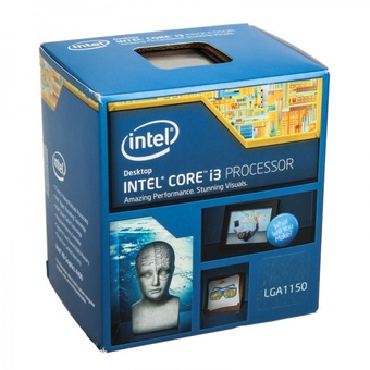 INTEL CPU 1150 CORE I3 4160 3.60 GHZ