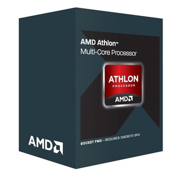 AMD CPU - Central Processing Unit AMD FM2+ X4 860K ATHLON QUIET COOLER