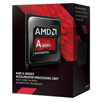 AMD CPU - Central Processing Unit FM2+ A8-7650K QUIET COOLER 4.0 GHz