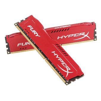 KINGSTON RAM For PC BUS 1600 DDR3 HX316C10FRK2/8G (RED)