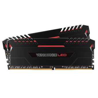 CORSAIR RAM - FOR PC PC BUS 3000 (DDR4) 16/3000 (CMU16GX4M2C3000C15R) RED