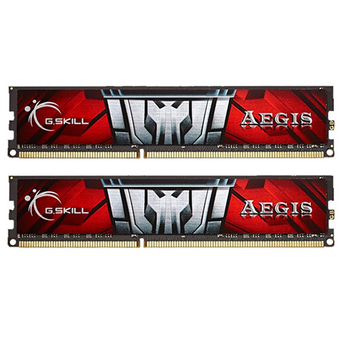 G.SKILL RAM For PC BUS (1600) DDR3 (1600C11D-8GIS)